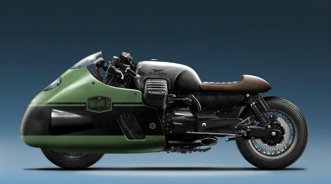 Moto Guzzi V8 do cuc chat cua dan choi phuong Tay - 11