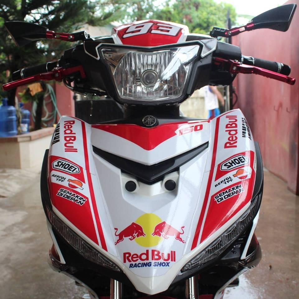 Ruc ro voi Exciter 150 Redbull Marquez - 2