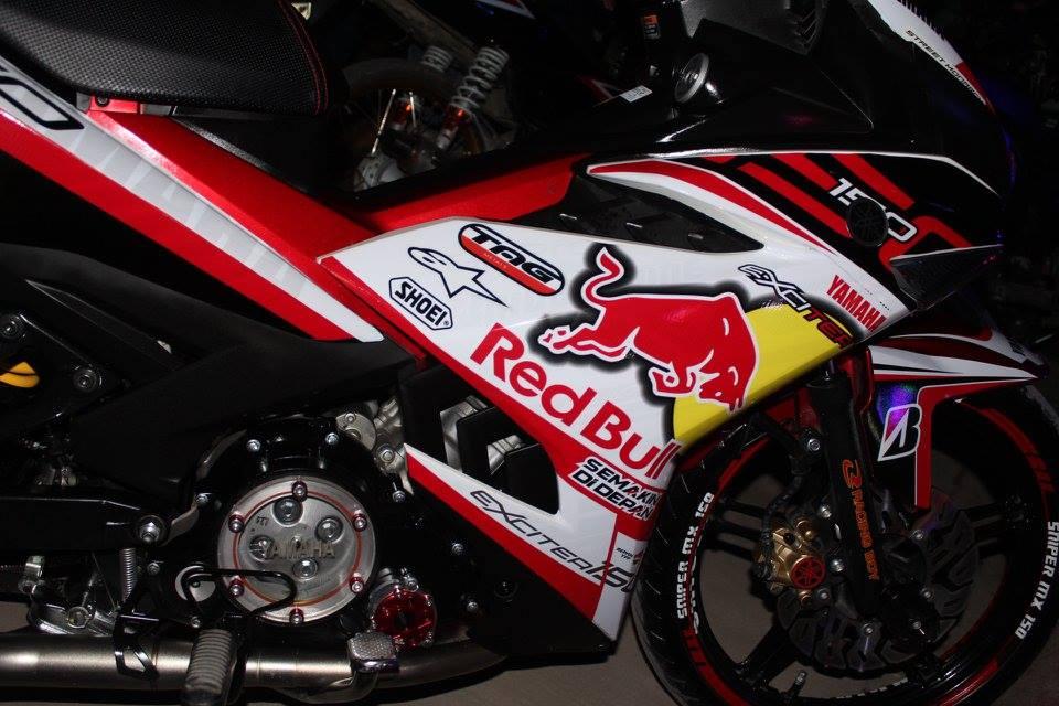 Ruc ro voi Exciter 150 Redbull Marquez - 8