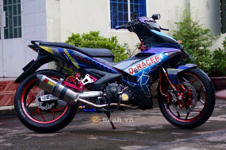 Exciter 150 QRacer Born to Different - 2