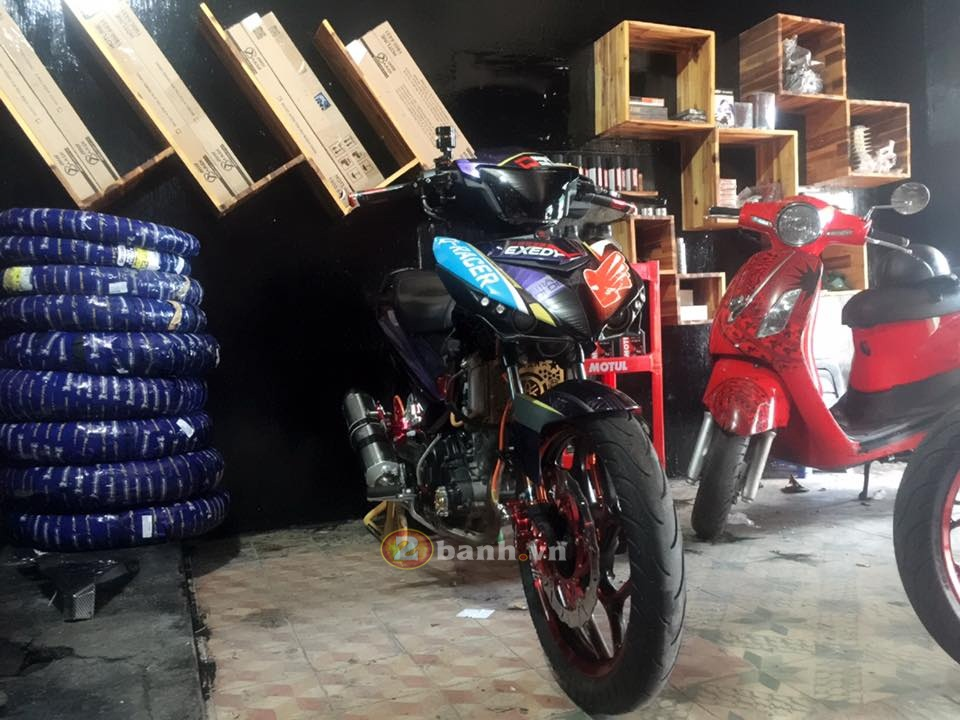 Exciter 150 QRacer Born to Different - 4