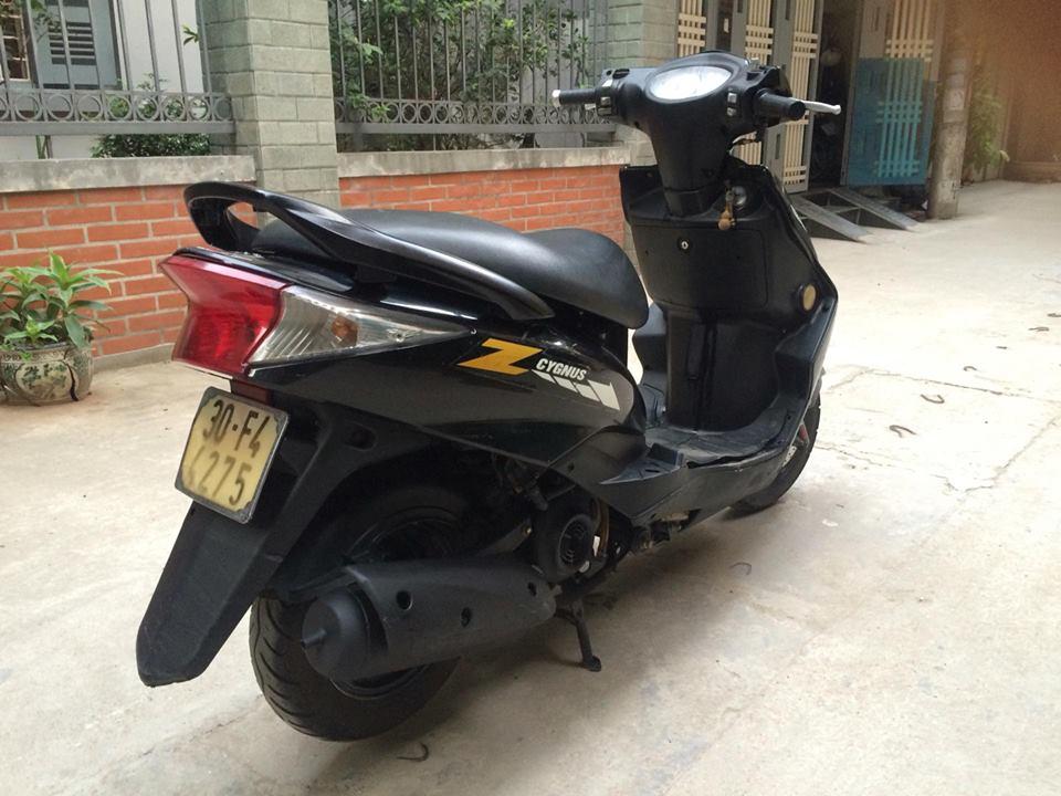 Yamaha Cygnus Z 125cc doi chot 2009 bien 30F44275