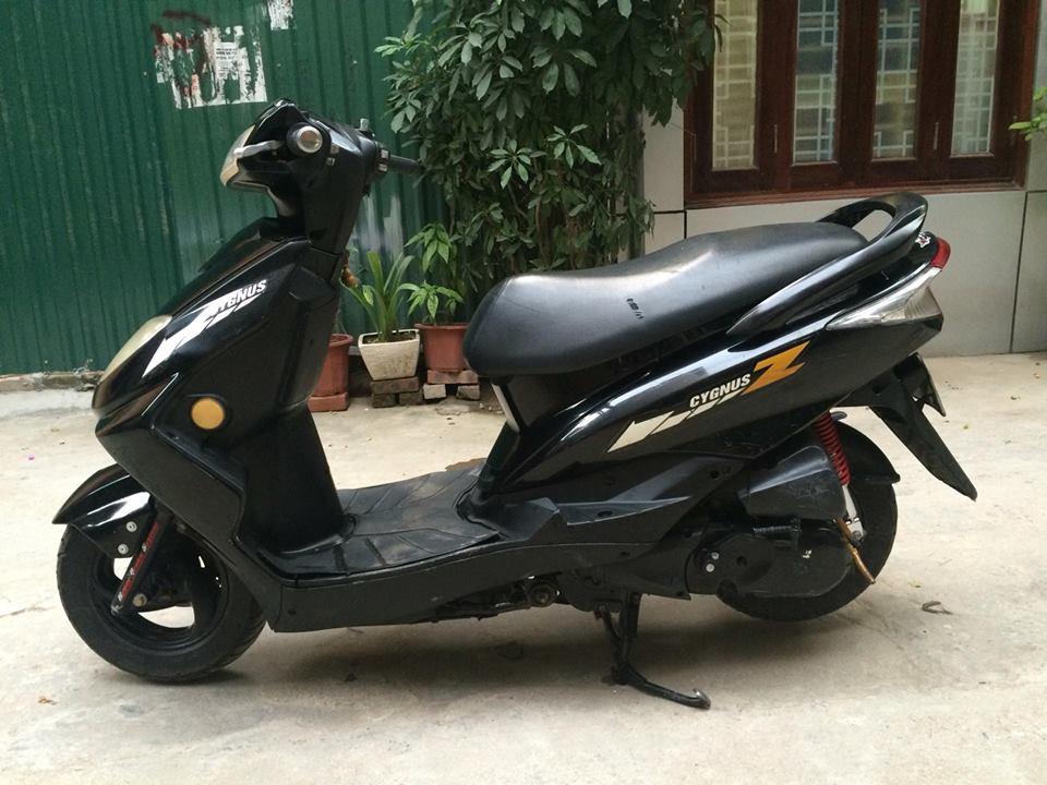 Yamaha Cygnus Z 125cc doi chot 2009 bien 30F44275 - 3