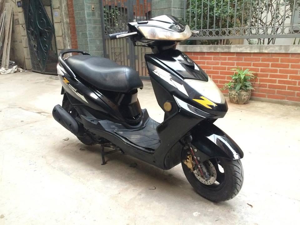 Yamaha Cygnus Z 125cc doi chot 2009 bien 30F44275 - 5