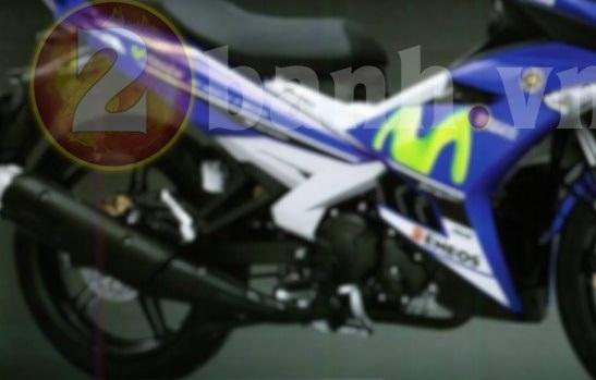 Yamaha Exciter 150 2017 he lo 2 phien ban mau moi - 2