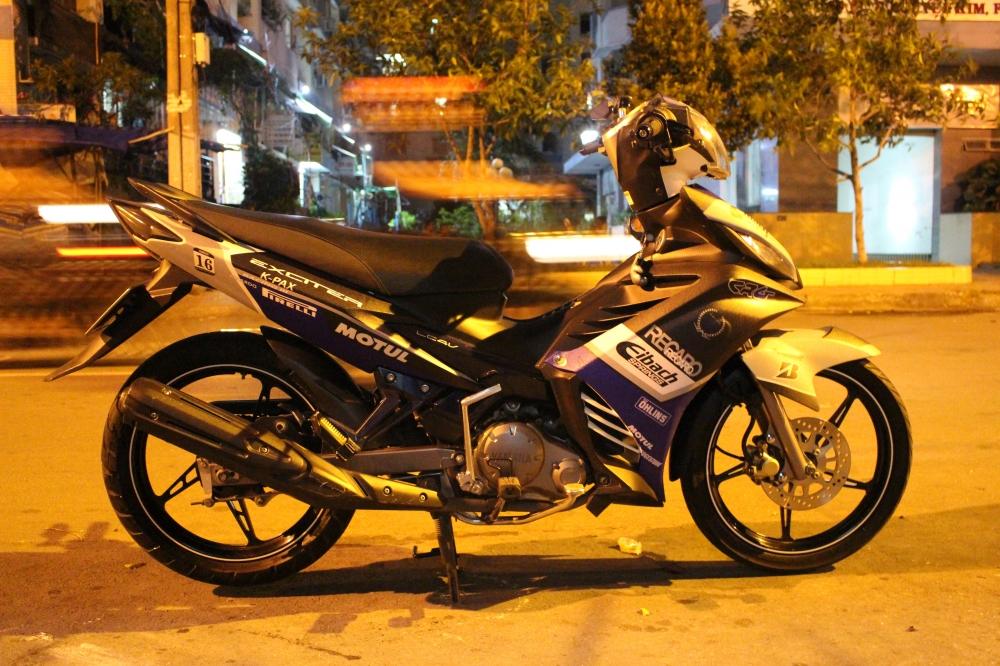 Yamaha Exciter R 2011 khong con tay