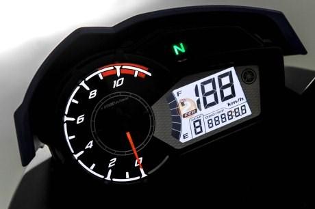 Yamaha Fazer 150 2017 Voi bo ao moi nang dong hon - 3