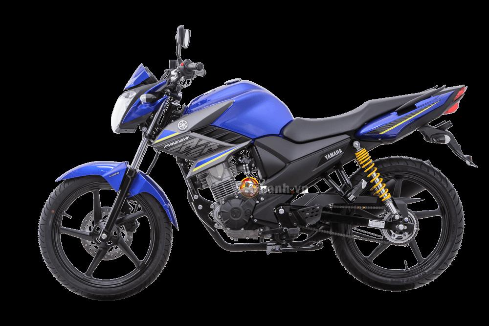 Yamaha Fazer 150 2017 Voi bo ao moi nang dong hon - 5