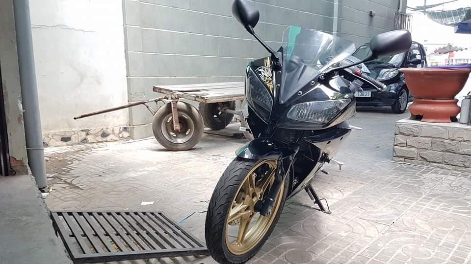 Yamaha R15 doi 2014 xe dep zin gia xinh
