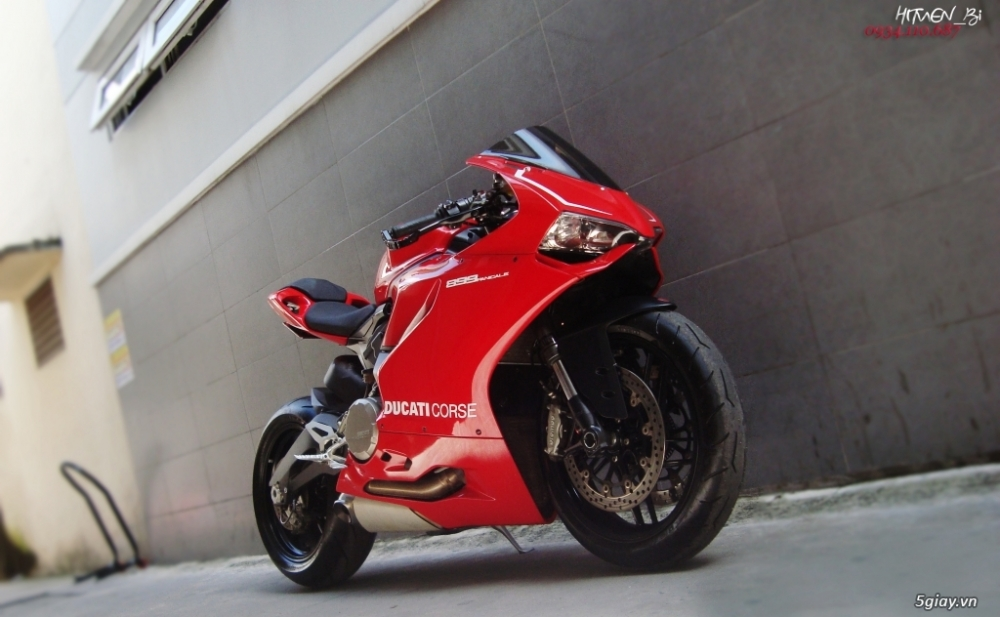 ___ Can Ban ___DUCATI 899 Panigale___ - 2