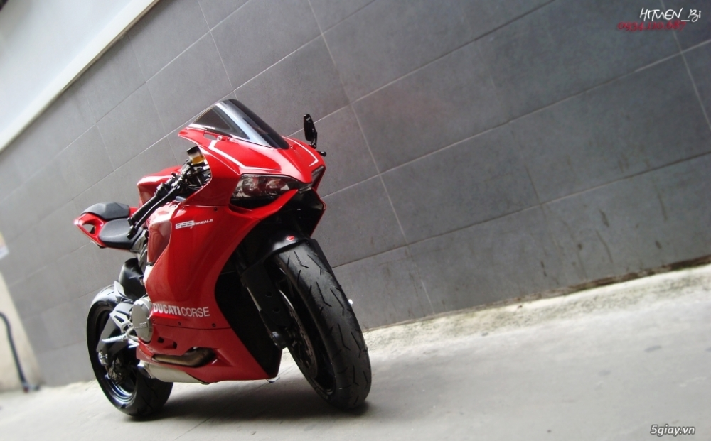 ___ Can Ban ___DUCATI 899 Panigale___ - 5