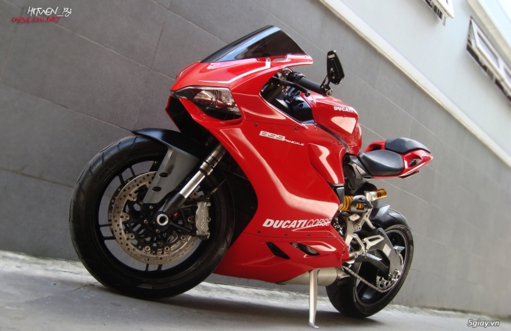 ___ Can Ban ___DUCATI 899 Panigale___