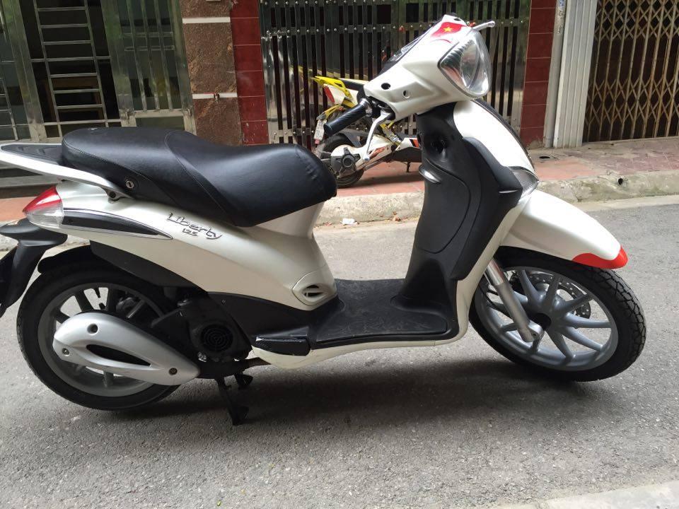Ban Liberty125 italia bks 29 5 so doi 2011 ban 31 trieu chinh chu - 2