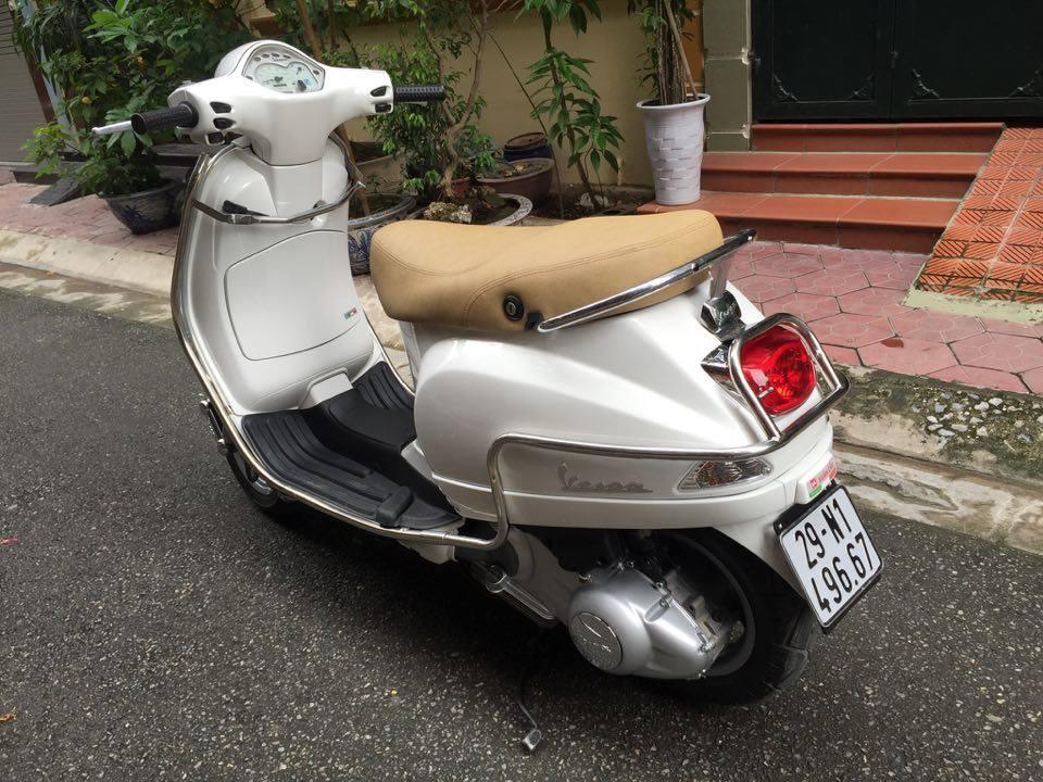 ban vespa LX 125 xe nhap bien 29N doi 2014 mau Trang 345 trieu doi cuoi cao cap cho nguoi su dung - 6