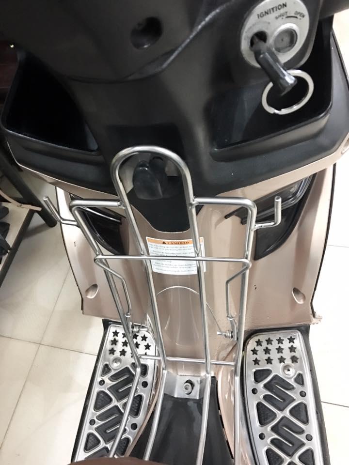 Suzuki Hayate 125 nau cafe chinh chu bstp 2939 - 2