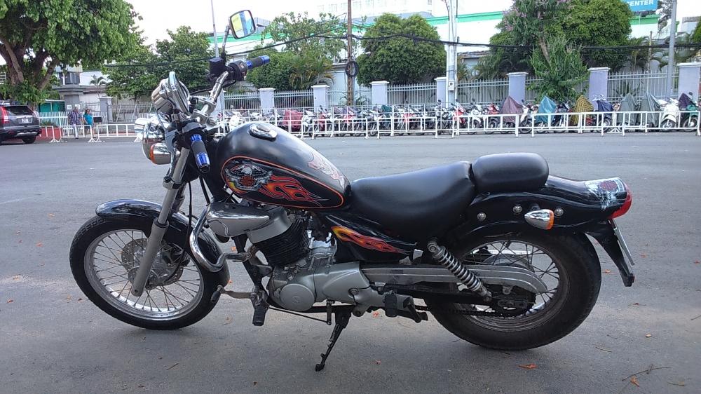 ban xe moto husky do rebell 150