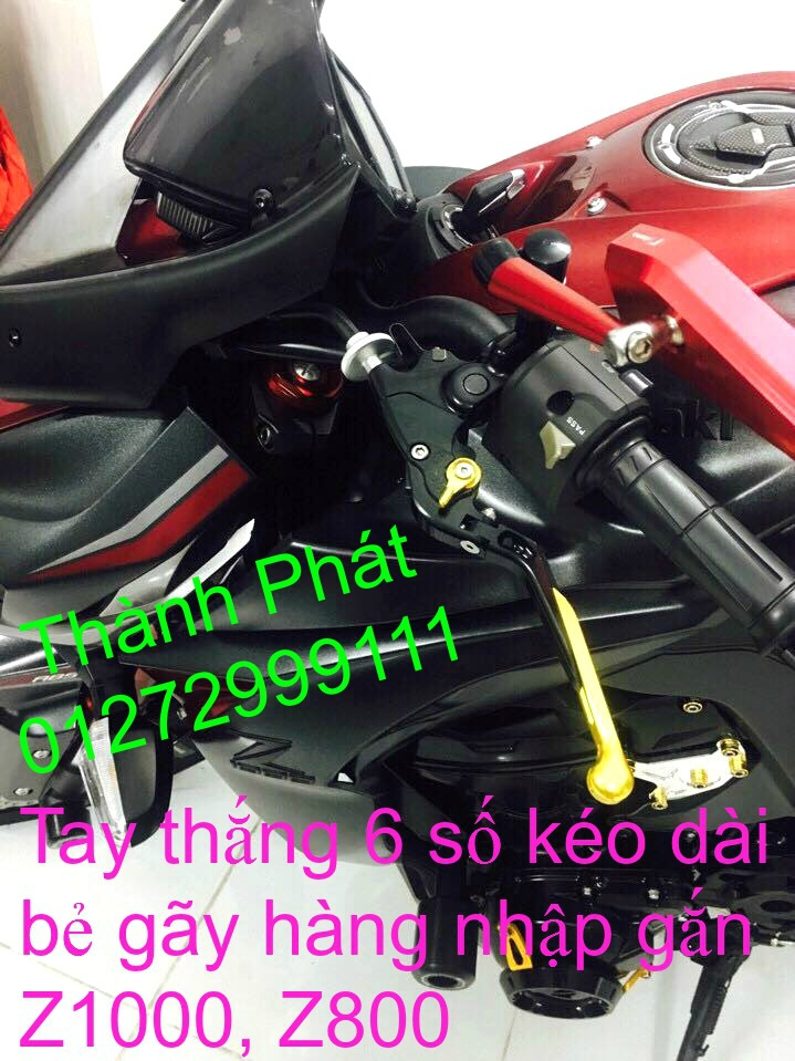 Bao Tay Gu Tay Thang Kieu Cum tang toc cho xe PKL va xe nho Barracuda DPM RIZOMA JapanSpeed - 7