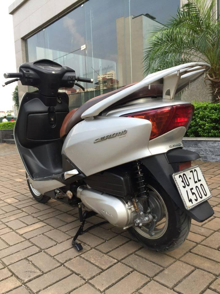 Can ban Honda Lead Fi 2009 mau ghi bien HN ho so goc nguyen ban chinh chu gia dinh 21tr - 5