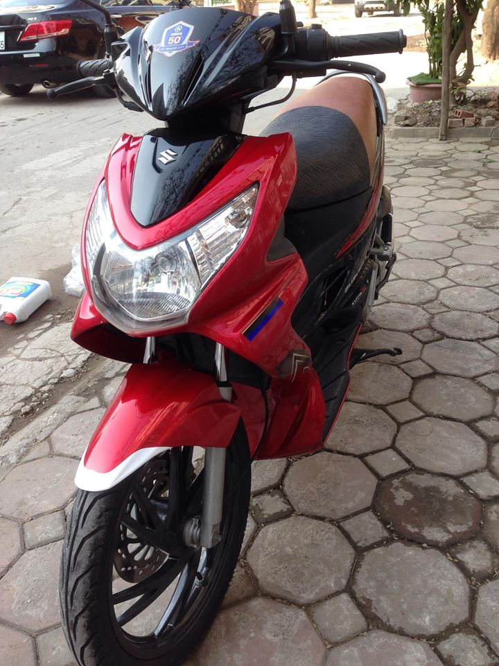 Can ban Suzuki Hayate 125cc 2010 do den bien HN 30Z may cuc phe xe van moi 12tr500