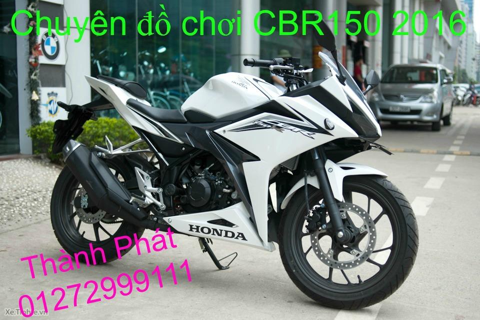 Chuyen do choi Honda CBR150 2016 tu A Z Up 21916