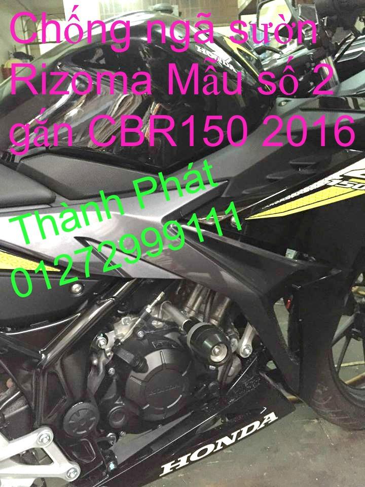 Chuyen do choi Honda CBR150 2016 tu A Z Up 21916 - 11
