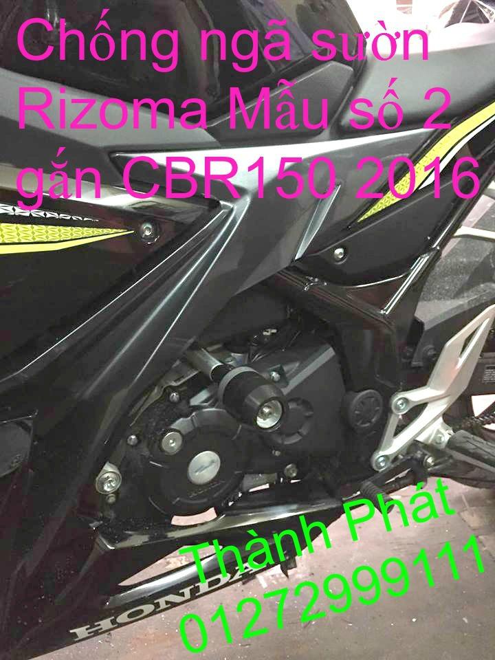 Chuyen do choi Honda CBR150 2016 tu A Z Up 21916 - 13