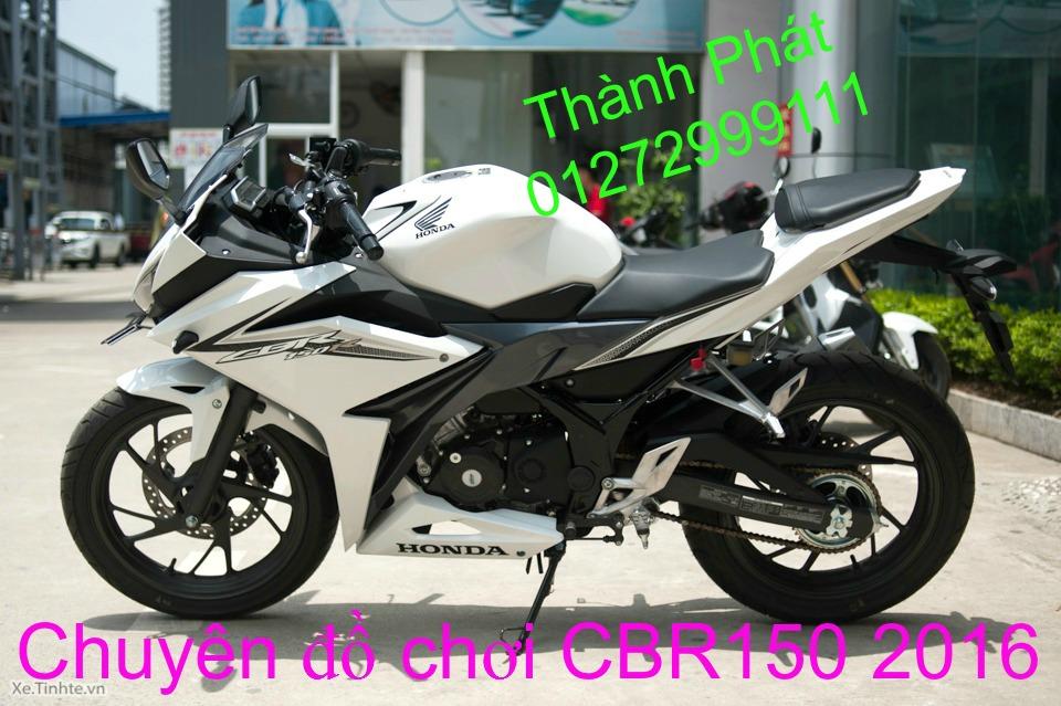 Chuyen do choi Honda CBR150 2016 tu A Z Up 21916 - 2