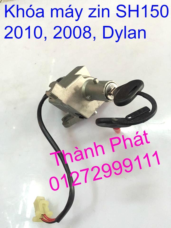 Chuyen Phu tung zin Do choi xe SHi150 2002 2013 Dylan PS - 11