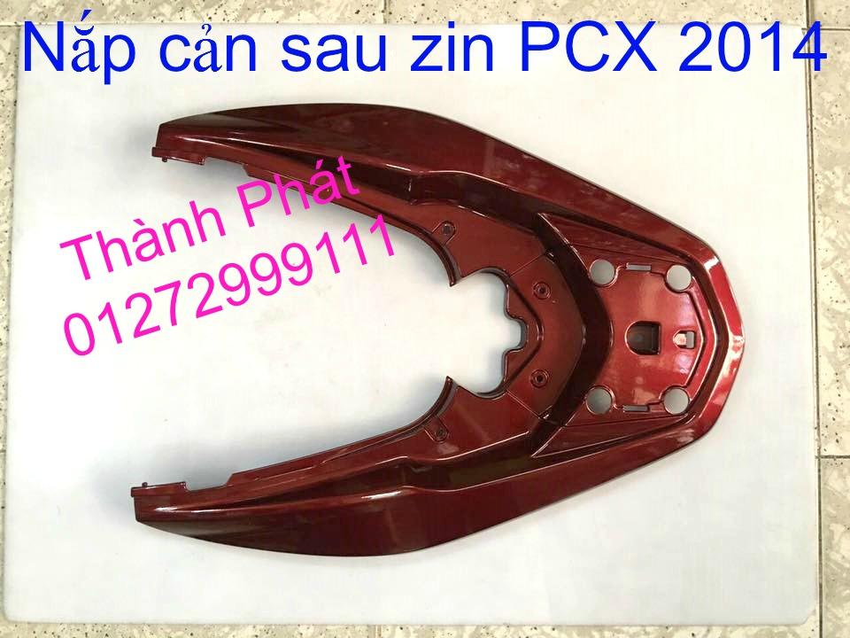 Chuyen Phu tung Zin Honda PCX Thailan va VN doi 2011 doi 2014 day du het do mu va do may Gia tot u - 43