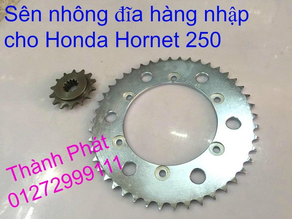 Chuyen phu tung zin va Sen Nhong Dia Honda CB250 CB125 RebeL LA 250 CD125 Yamaha Virago - 11