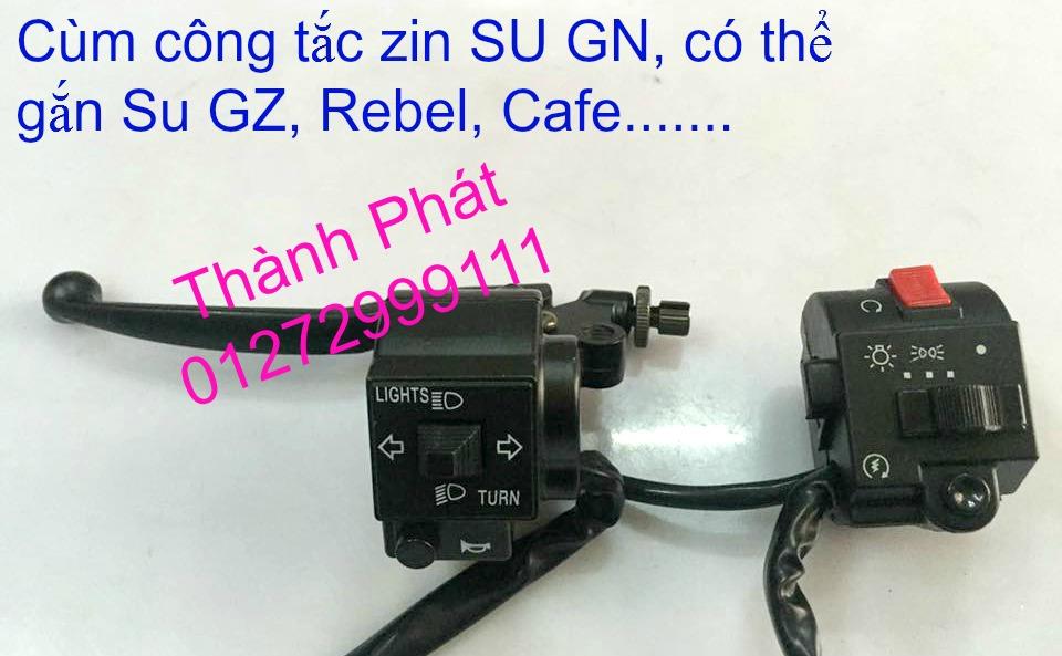 Chuyen phu tung zin va Sen Nhong Dia Honda CB250 CB125 RebeL LA 250 CD125 Yamaha Virago - 41
