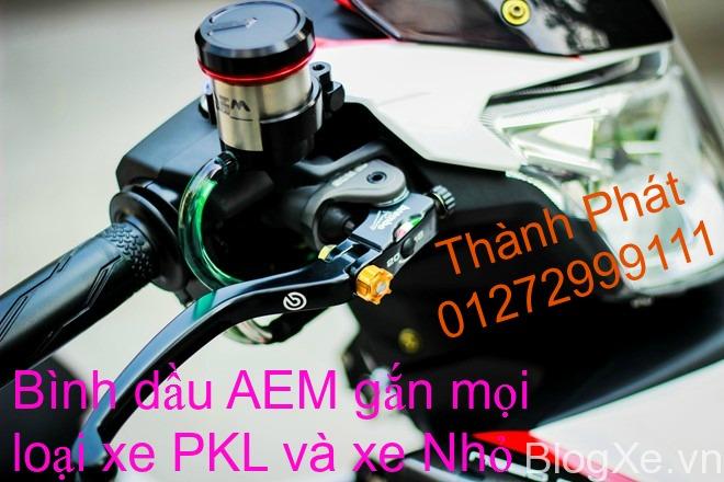 Do choi Exciter 150 tu A Z Po do Chan bun sau kieng kieu Bao tay Tay thang Xinhan kieu S - 32