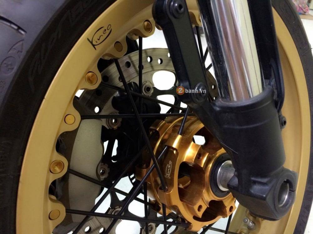 Ducati Scrambler do Cafe Racer day an tuong - 7