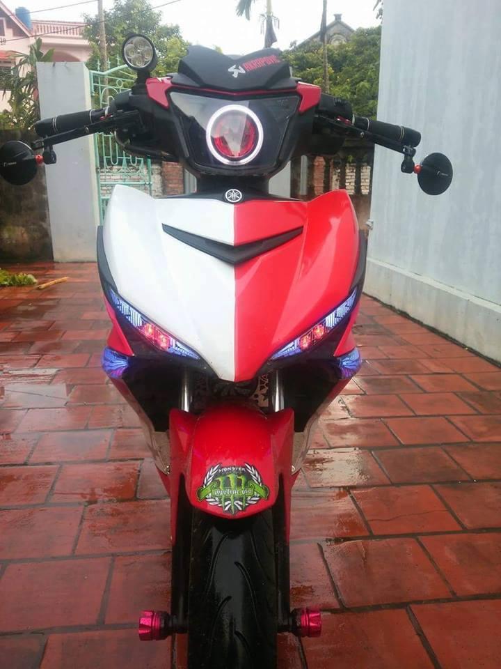 Exciter 150 do don gian cua biker Hung Yen - 3