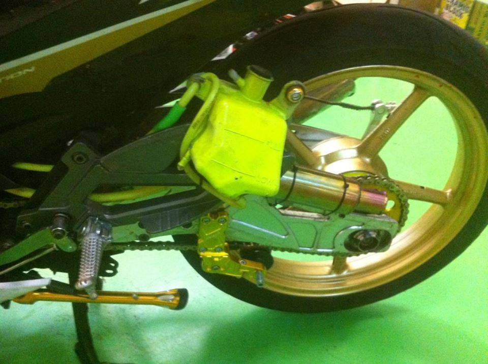 Exciter 2010 do dan ao Exciter 150 Movistar vo cung long nao - 8