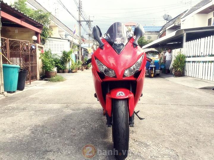 Honda CBR1000RR do chat ngay ngat cua dan choi Thai Lan - 3
