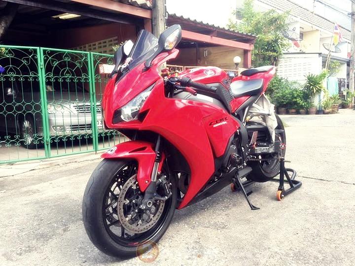 Honda CBR1000RR do chat ngay ngat cua dan choi Thai Lan - 5