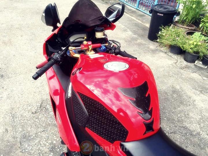 Honda CBR1000RR do chat ngay ngat cua dan choi Thai Lan - 11