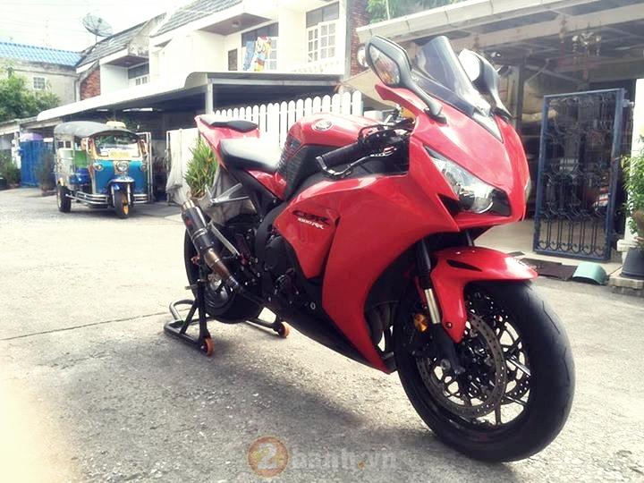 Honda CBR1000RR do chat ngay ngat cua dan choi Thai Lan - 15