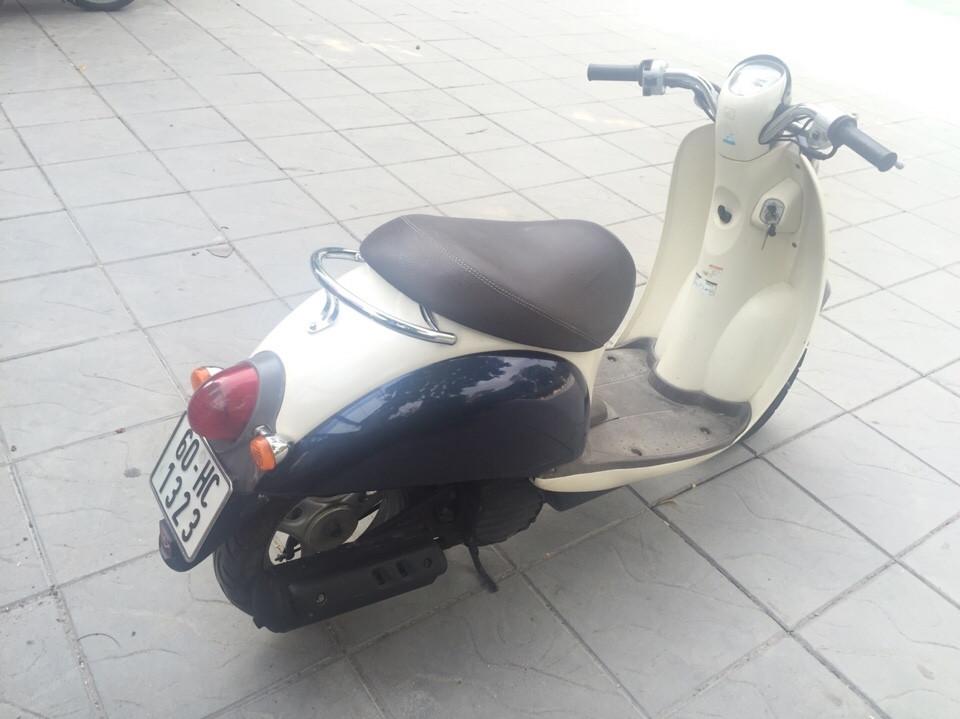 Honda Scoopy 50cc nhap khau Nhat nhu moi - 2
