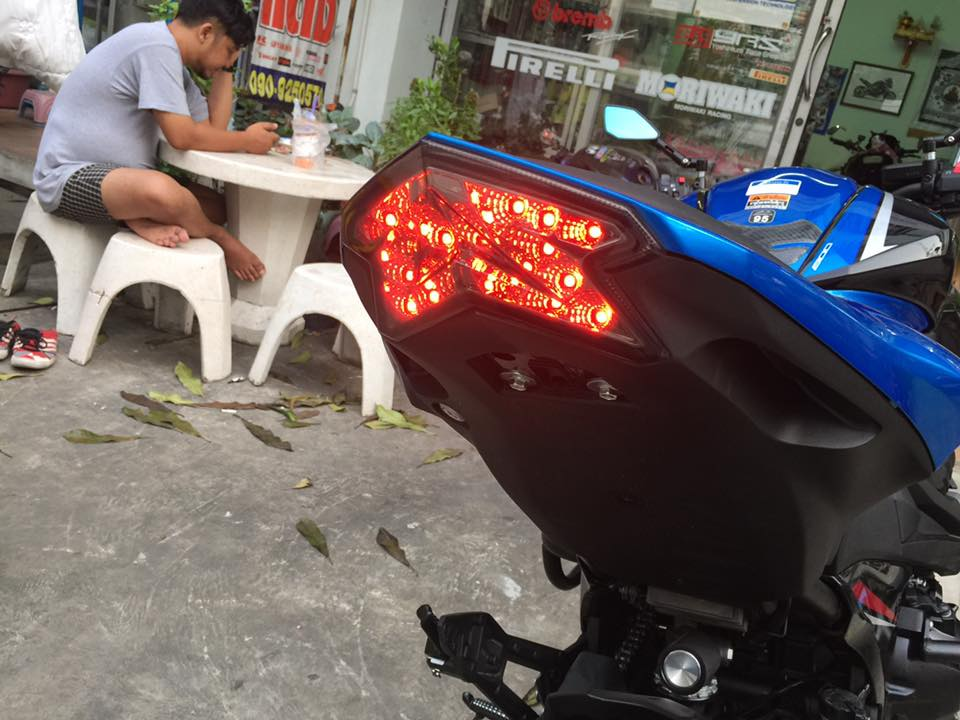 Kawasaki Z800 2016 cuc ngau gac po titan hon 10 trieu dong - 3