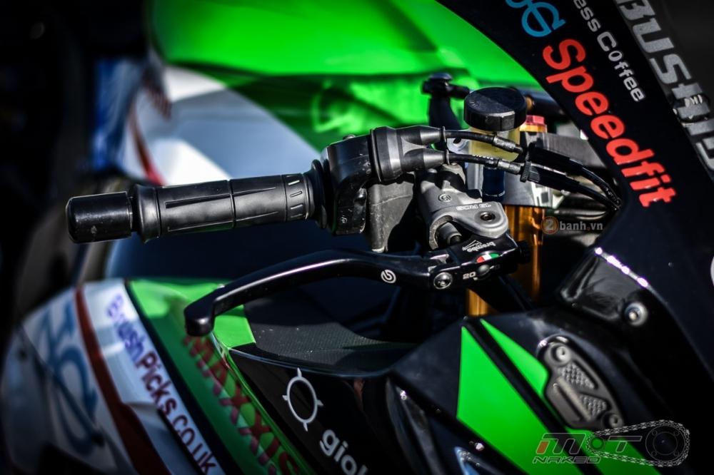 Kawasaki ZX10R do phien ban JG Speedfit dam chat xe dua - 5