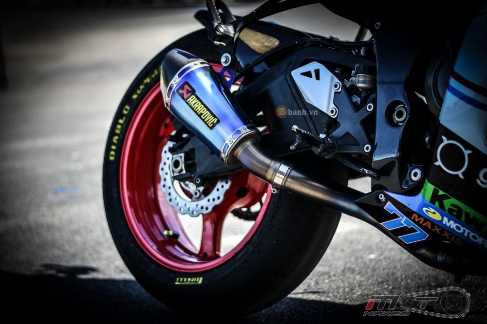 Kawasaki ZX10R do phien ban JG Speedfit dam chat xe dua - 13