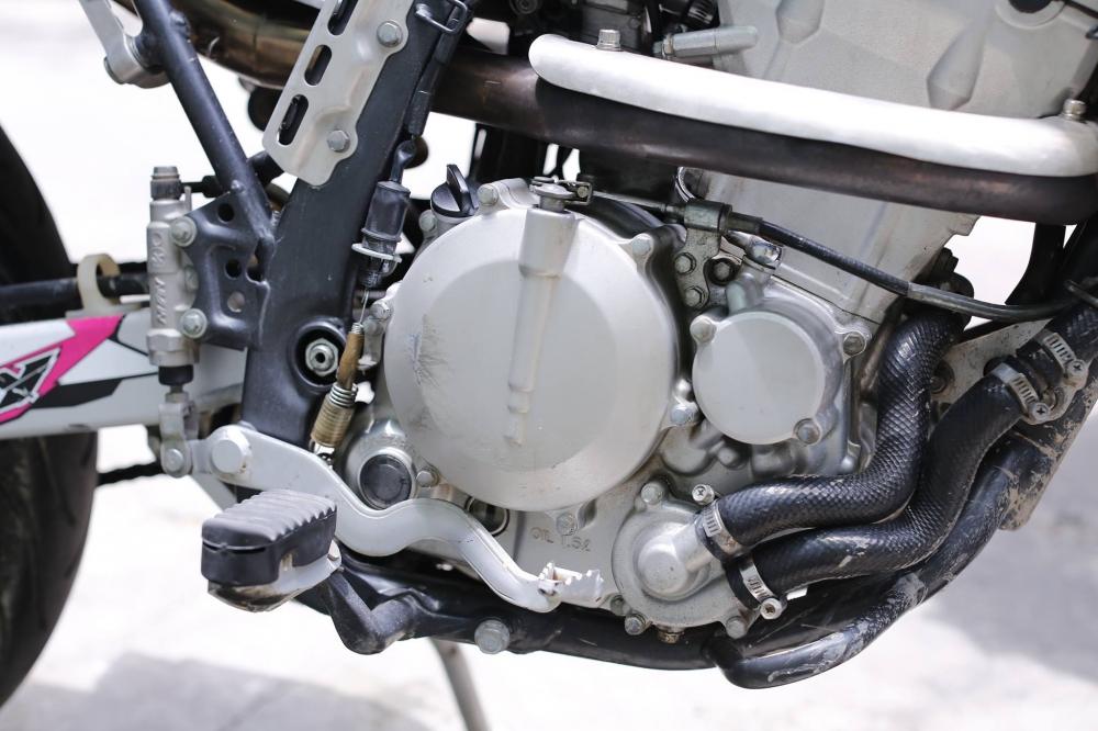 SG Ban Kawasaki Dtracker 250 - 5
