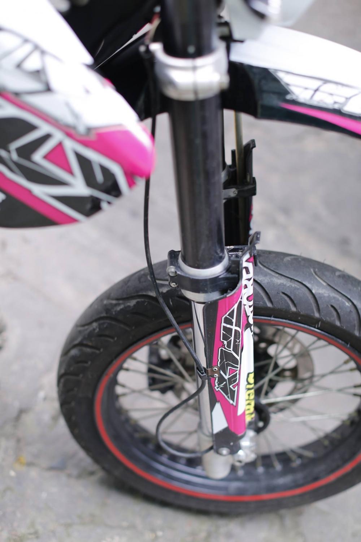 SG Ban Kawasaki Dtracker 250 - 7