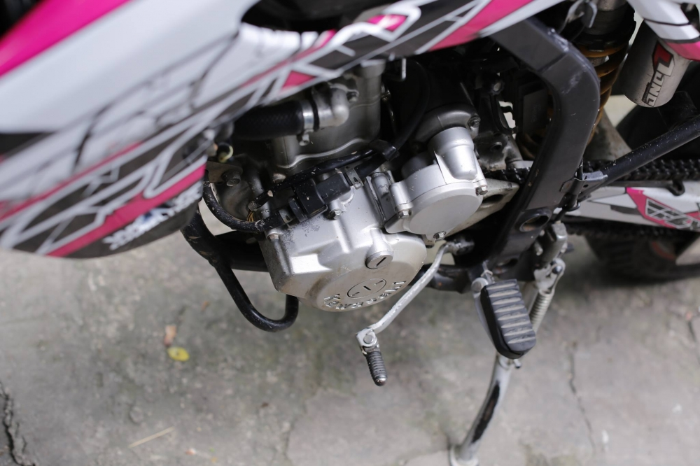 SG Ban Kawasaki Dtracker 250 - 6