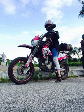 SG Kawasaki KLX 250 Dtracker 250