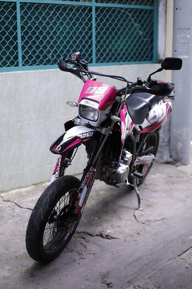 SG Kawasaki KLX 250 Dtracker 250 - 2