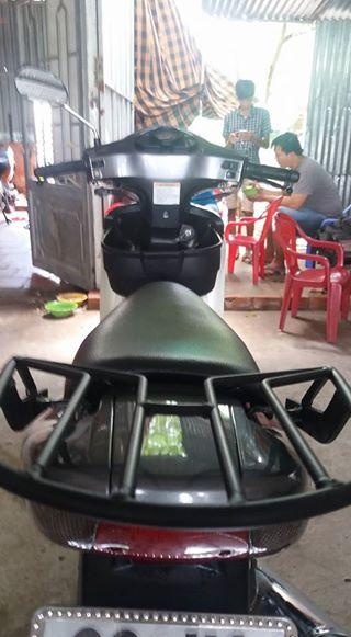 Suzuki FX125 do giong kieu Malaysia - 6