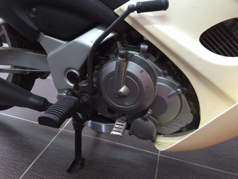 Suzuki FX125 zin nhu cuc pin con sot lai o Viet Nam - 5